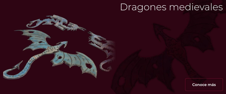 Dragones medievales