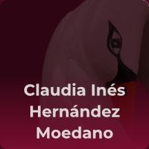 Claudia Inés Hernández Moedano