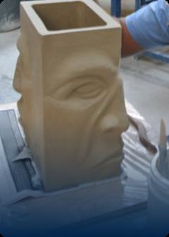 Técnica de placa y modelado